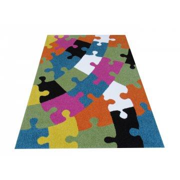 Dywan dla dzieci Bambino 03S- puzzle