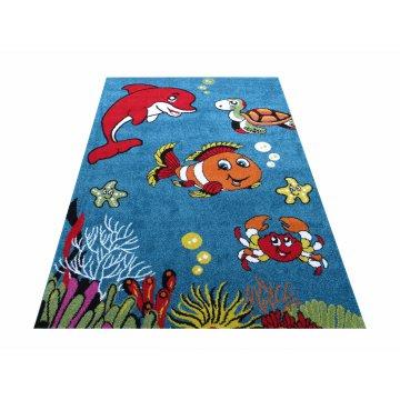 Dywan dla dzieci Bambino 04- rybki