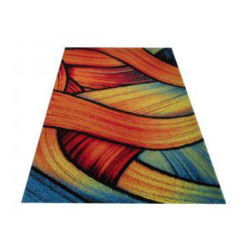 Dywan nowoczesny Somero 03- kolorowy- wstęgi