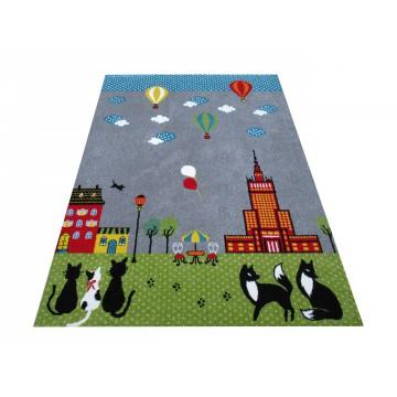 Dywan dla dzieci Bambino 03- kotki