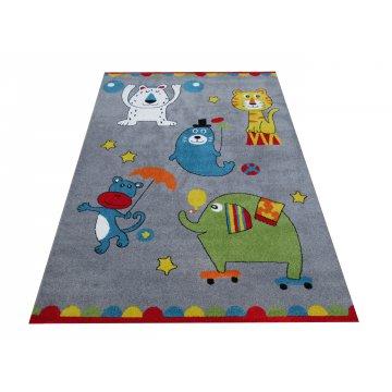 Dywan dla dzieci Bambino 11- zwierzęta