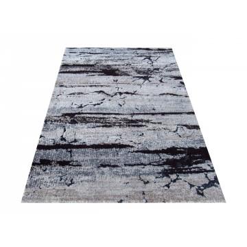 Dywan Malmo 01 - brązowy- nowoczesny abstrakcyjny