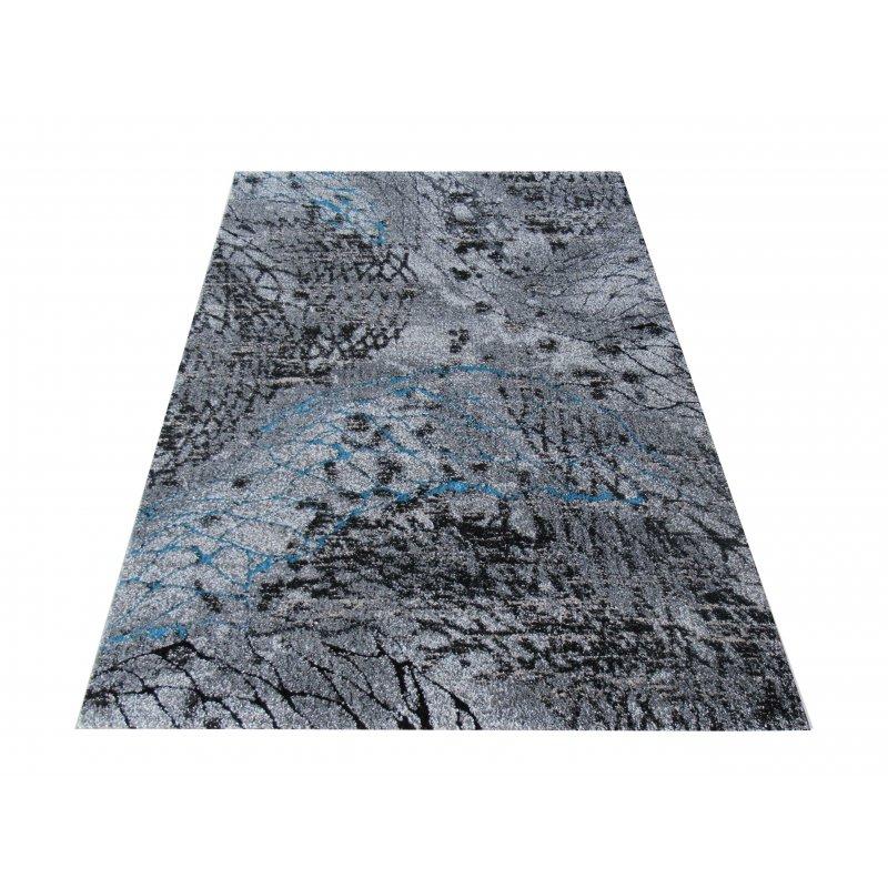Dywan Malmo 02 - szary- nowoczesny abstrakcyjny