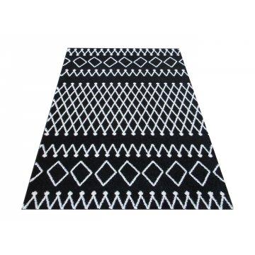 Dywan nowoczesny ekskluzywny Modern 03 - czarny