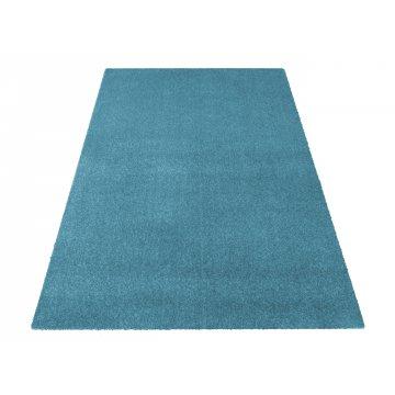 Dywan jednolity jednokolorowy Uncolore - niebieski (N)
