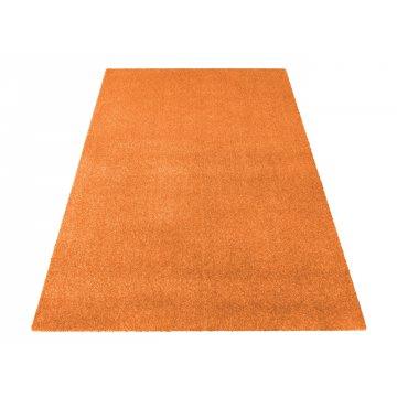 Dywan jednolity jednokolorowy Uncolore - pomarańczowy (N)