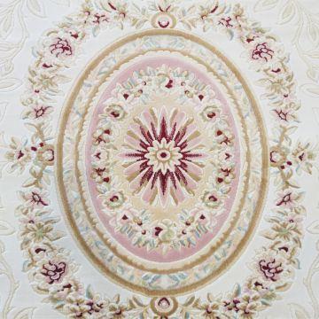 Dywan ekskluzywny akrylowy Agat 03 - pudrowy róż