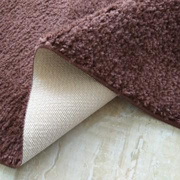 Dywan nowoczesny brązowy- Elite typu shaggy