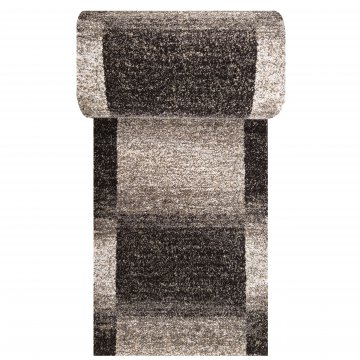 Chodnik dywanowy Odyn 03 - beżowy - 60 - 150cm- nowoczesny