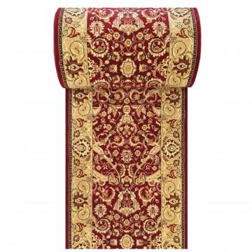 Chodnik dywanowy President 02 - czerwony - 60 - 120cm- tradycyjny- klasyczny