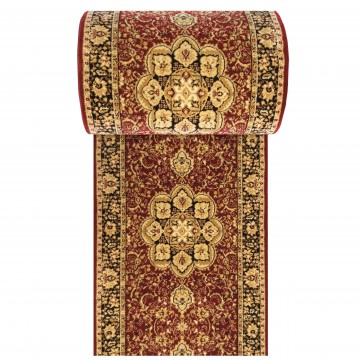 Chodnik dywanowy President 03 - czerwony - 60 - 120cm- tradycyjny- klasyczny
