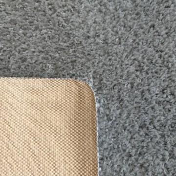 Dywan nowoczesny pluszowy szary -Elite typu shaggy