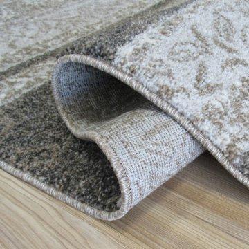 Chodnik dywanowy Odyn 02 - beżowy - 60 - 150cm- nowoczesny
