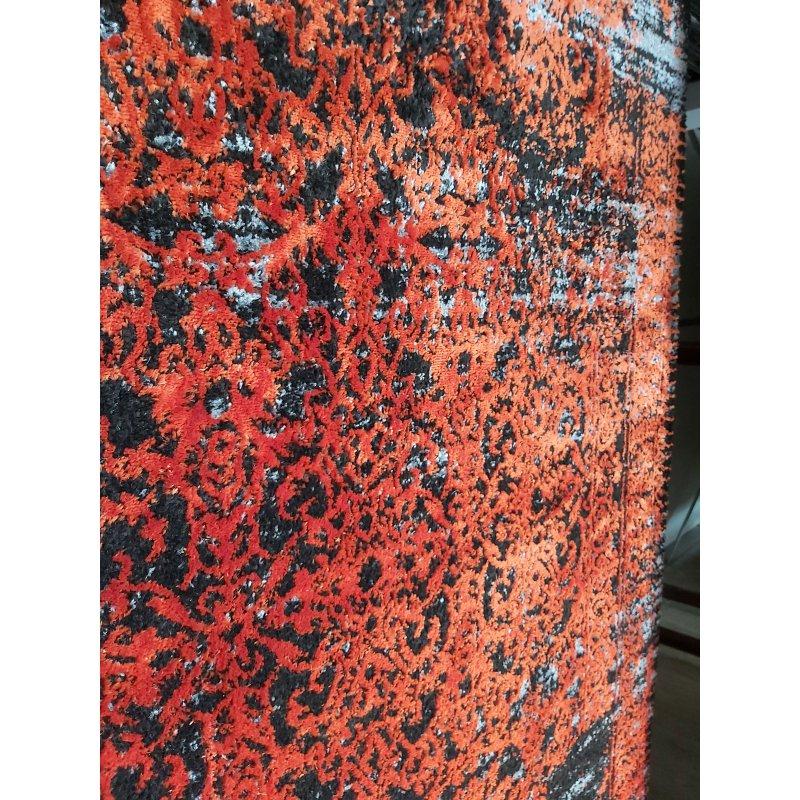 Dywan ekskluzywny klasyczny Royal Velvet 03 - pomarańczowy