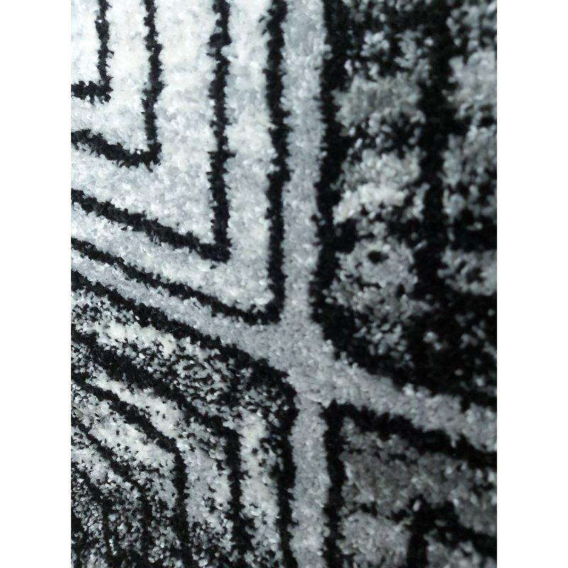 Dywan  nowoczesny szary BUENO 06