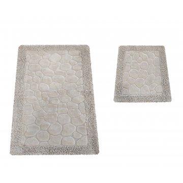 Komplet dywaników łazienkowych Berlin 02 Vizion