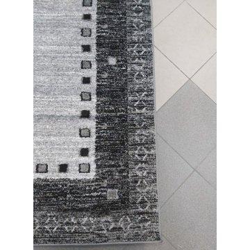 Dywan nowoczesny szary BUENO 05