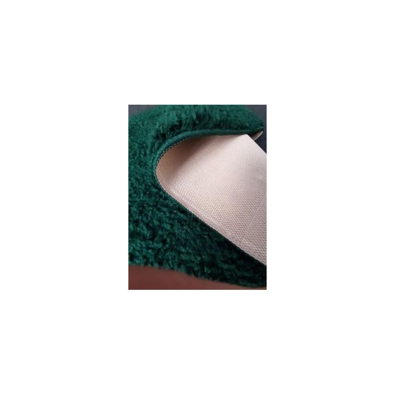 Dywan nowoczesny  pluszowy butelkowa zieleń -Elite typu shaggy