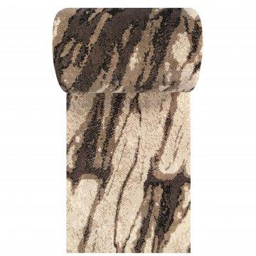 Chodnik nowoczesny Syrah 04 - brązowy - szerokość od 70 cm do 100 cm