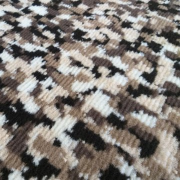 Chodnik nowoczesny Syrah 01 -brązowy - szerokość od 70 cm do 100 cm