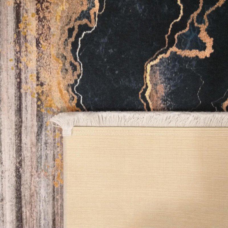Dywan nowoczesny antypoślizgowy Universal 17 brązowy