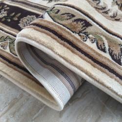 Chodnik dywanowy President 04 - brązowy- szer. 100 cm
