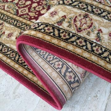 Chodnik dywanowy President 05 - czerwony - 60 - 120cm- tradycyjny- klasyczny
