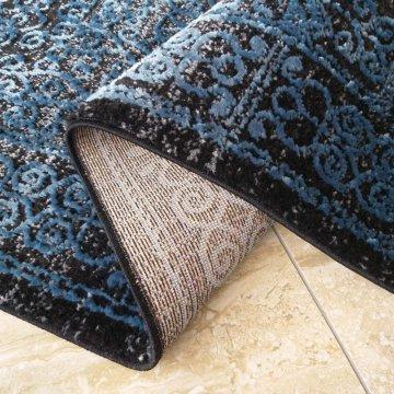 Dywan ekskluzywny klasyczny Royal Velvet 03 - niebieski