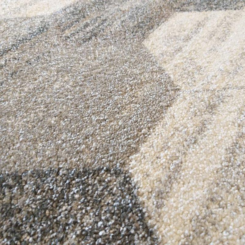 Chodnik dywanowy Grigio 02 - szary - szerokość od 60 cm do 120 cm