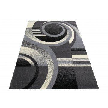 Dywan nowoczesny Bueno 04 - szary
