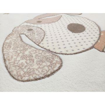 Dywan dla dzieci Kiddie 11 - piesek- z certyfikatem