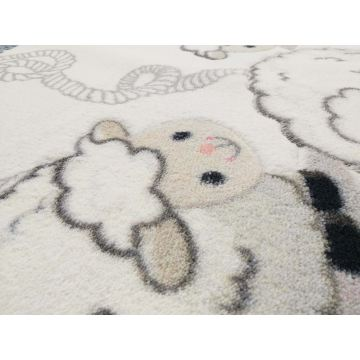 Dywan dla dzieci Kiddie 01 - owieczki- z certyfikatem