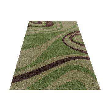 Dywan nowoczesny Bueno 05S - zielony