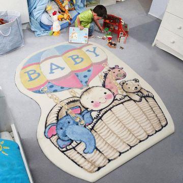 Dywan dla dzieci Kiddie 03 - balon- z certyfikatem