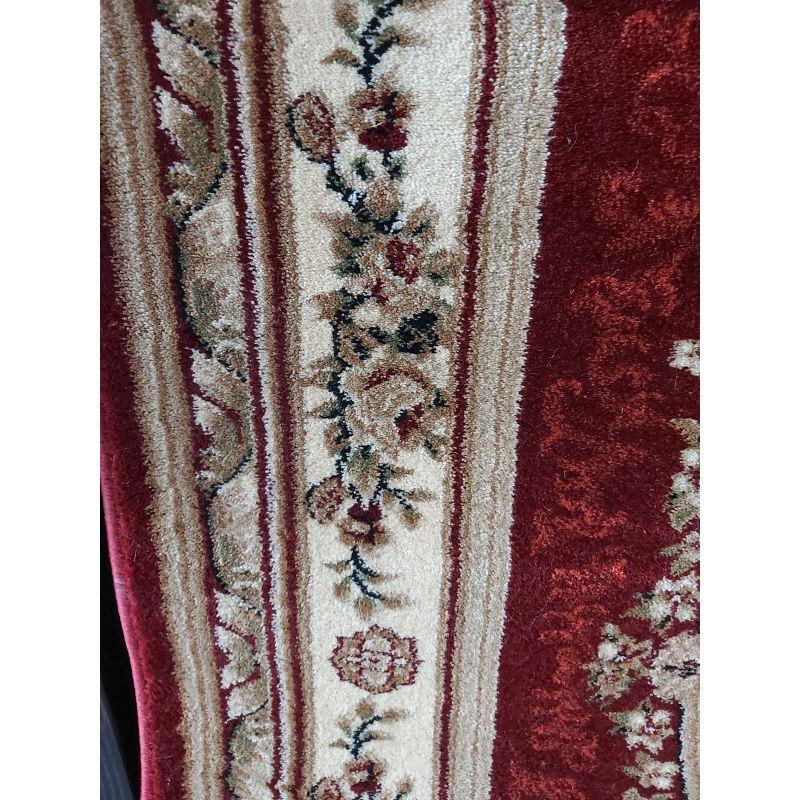 Chodnik dywanowy President 04 - czerwony - szer. 100 cm