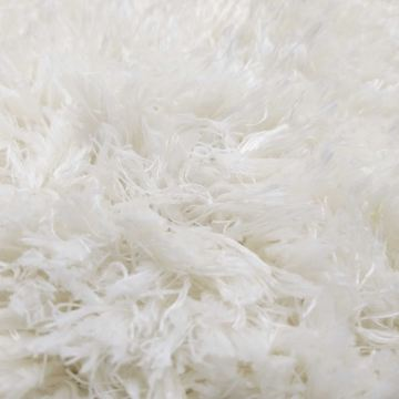 Dywan shaggy pluszowy SOFT- śmietankowy