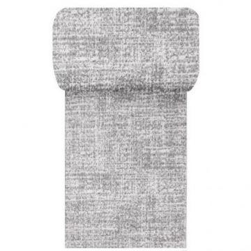 Chodnik dywanowy Grigio 06 - szary - szerokość od 60 cm do 120 cm