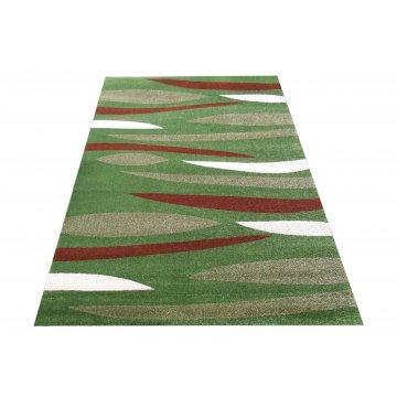 Dywan nowoczesny Bueno 01S - zielony