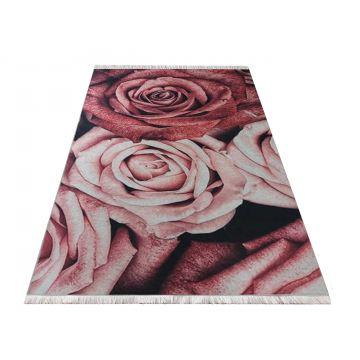 Dywan antypoślizgowy Fenomen 03 róże