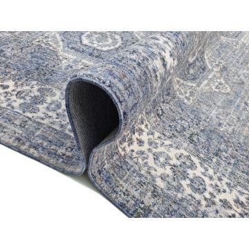 Dywan nowoczesny typu Vintage- Keny 509 niebieski
