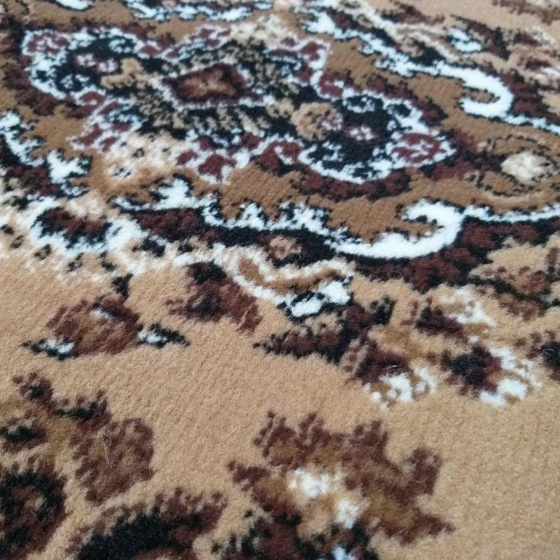 Dywan klasyczny BCF Ankara  06 brązowy- tradycyjny