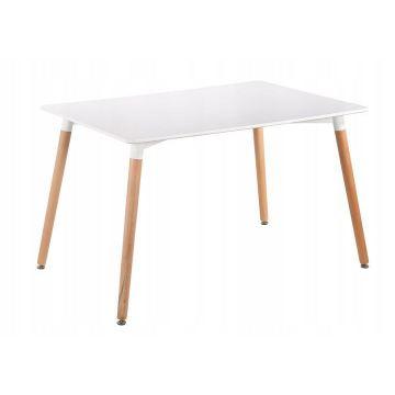 Stół nowoczesny do jadalni salonu kuchni 120x80 cm