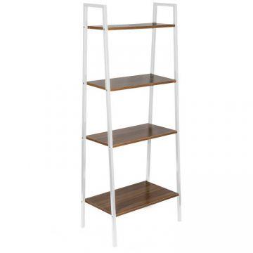 Regał loftowy szafka 4 półki stojak biblioteczka