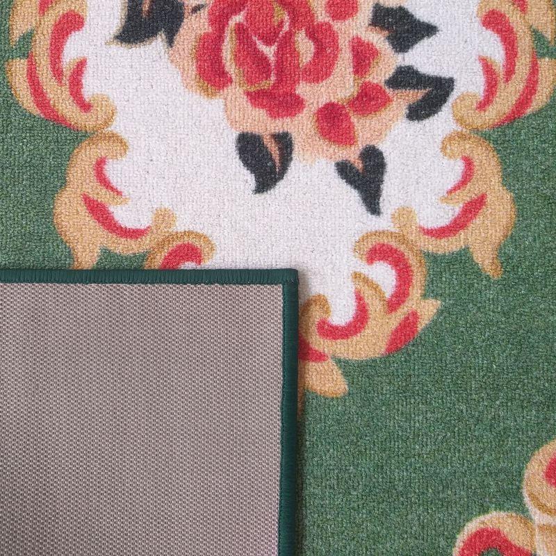 Dywan klasyczny Dynastia 01- zielony