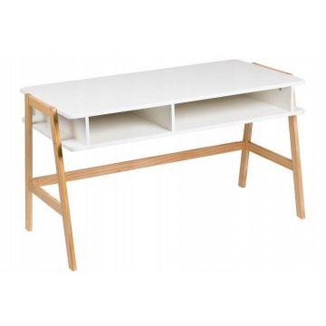 Toaletka kosmetyczna biurko białe